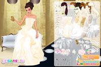 Игра Высокая мода свадебных платьев