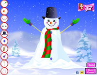 Игра Снеговик Джейк
