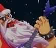 Игра Санта - рок-звезда