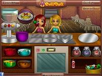Игра Кулинарная лаборатория Доли