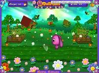 Игра Тото ловит бабочек