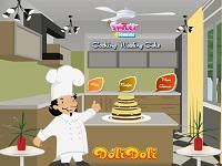 Игра Украшения свадебного торта