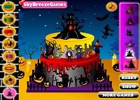 Игра Призрачный торт