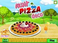 Игра Фруктовая пицца
