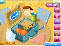 Игра Коробка с обедом
