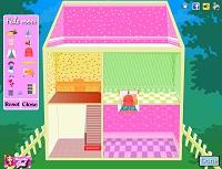 Игра Кукольный дом