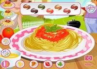 Игра Аппетитная паста
