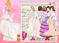 Игра Зимняя свадьба