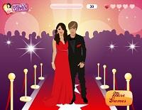 Игра Поцелуй Селены и Джастина